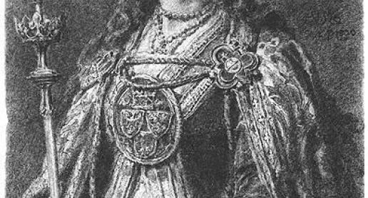 Krakowskie Legendy - Królowa Jadwiga i tajemniczy ślad - zdjęcie