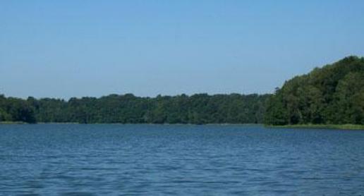 Jeziora w gminie Przechlewo (południowe Kaszuby) - zdjęcie