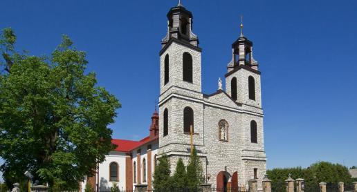Kościół  Św. Jacka i Magdaleny w Kroczycach - zdjęcie
