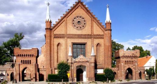 Kościół Wszystkich Świętych w Kórniku - zdjęcie