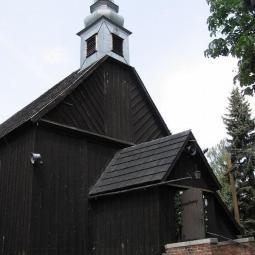 Kościół w Rogalinku