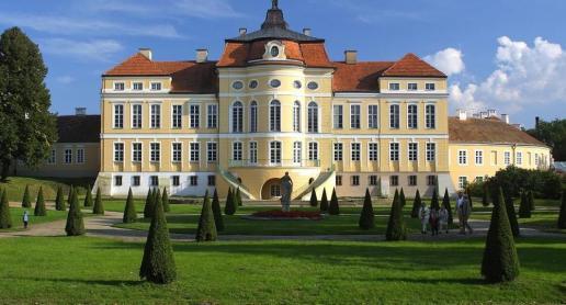 Kompleks Pałacowo-Parkowy w Rogalinie - zdjęcie