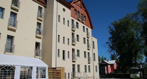 Hotel Dwór Elizy Długopole Zdrój - zdjęcie