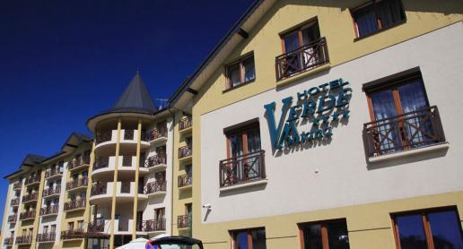 Hotel Verde Montana Kudowa Zdrój - zdjęcie