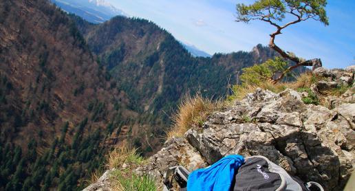 Plecak trekkingowy Plume 25 Rockland, Raven - zdjęcie