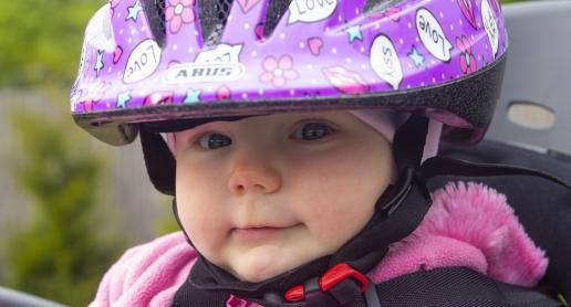 Kask rowerowy dziecięcy Abus Smooty 2.0, Rowertour.com - zdjęcie