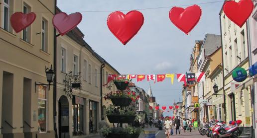 Miasta miłości - Top 5 najbardziej romantycznych miast w Polsce - zdjęcie