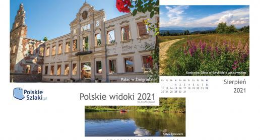 Nasz kalendarz 2021 - zdjęcie