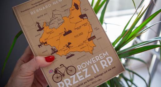 Rowerem przez II RP - fantastyczny reportaż angielskiego podróżnika - zdjęcie