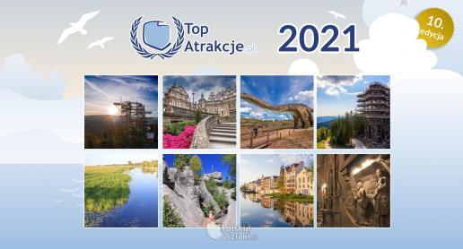 Znamy Top Atrakcje 2021! - zdjęcie