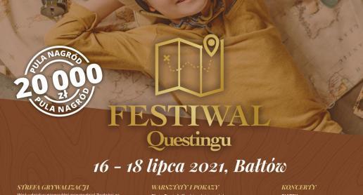 Ogólnopolski Festiwal Questingu w Bałtowie zaczyna się wkrótce! - zdjęcie