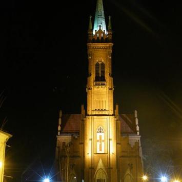 Kościół Św. Katarzyny w Zgierzu