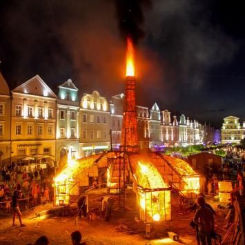 Międzynarodowy Plener Ceramiczno-Rzeźbiarski w Bolesławcu