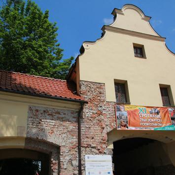 Brama Zamkowa w Głogówku
