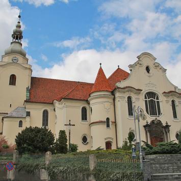 Kościół Św. Trójcy w Korfantowie