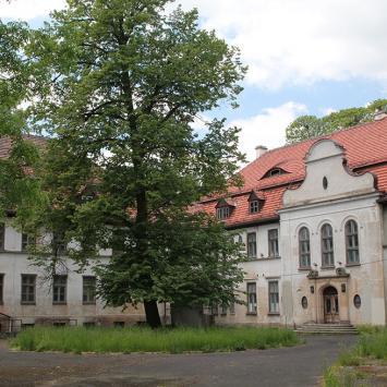 Pałac w Kujawach