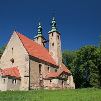 Kościół Niepokalanego Poczęcia NMP w Stolcu