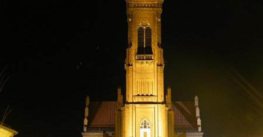Kościół Św. Katarzyny w Zgierzu - zdjęcie