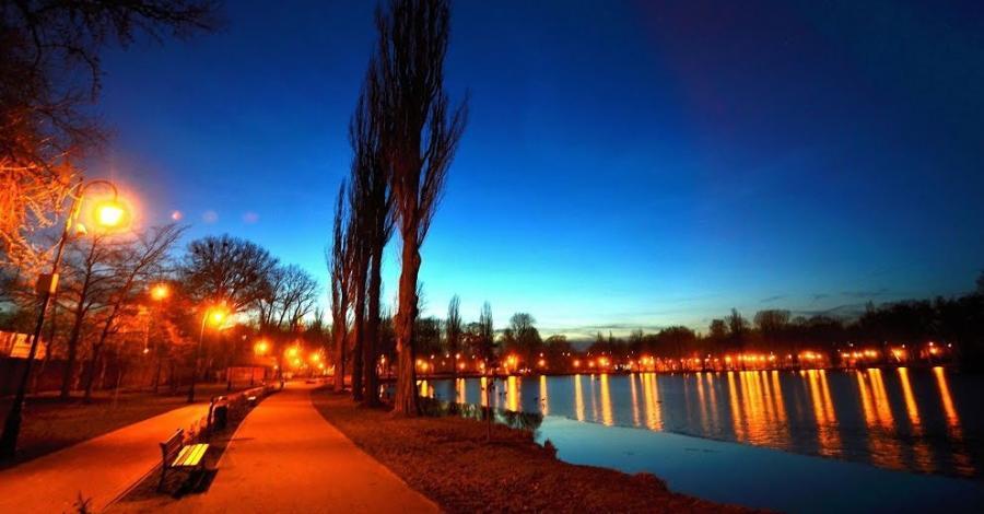 Park Miejski w Zgierzu - zdjęcie