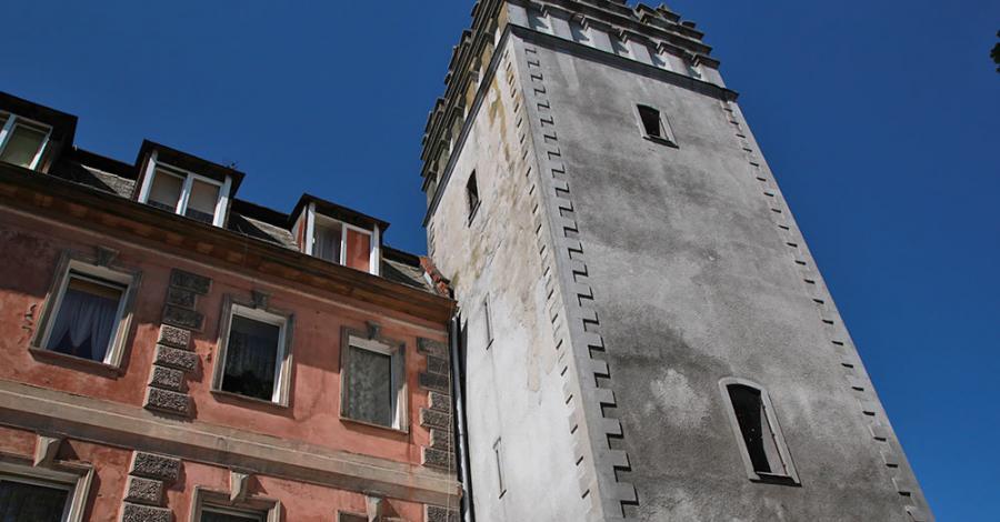 Brama Ziębicka w Grodkowie - zdjęcie