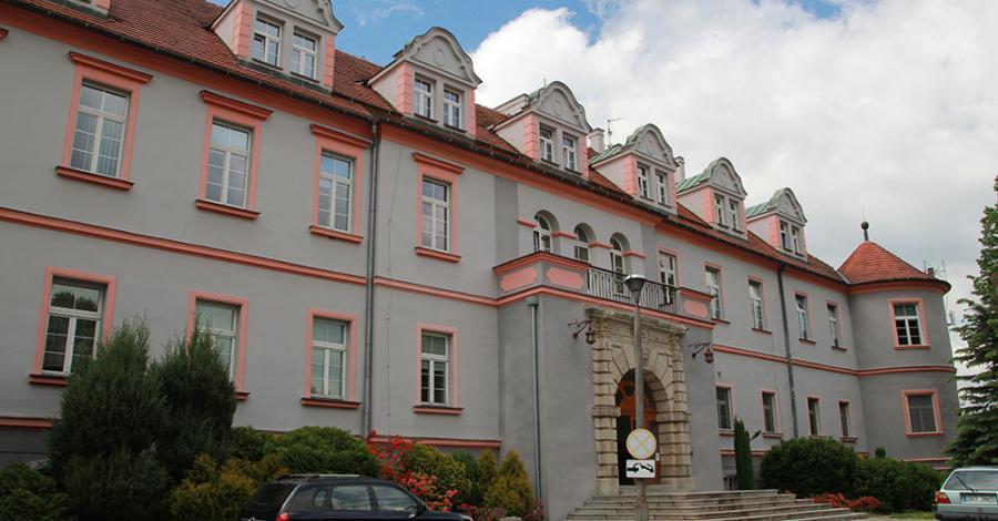 Zamek w Korfantowie - zdjęcie