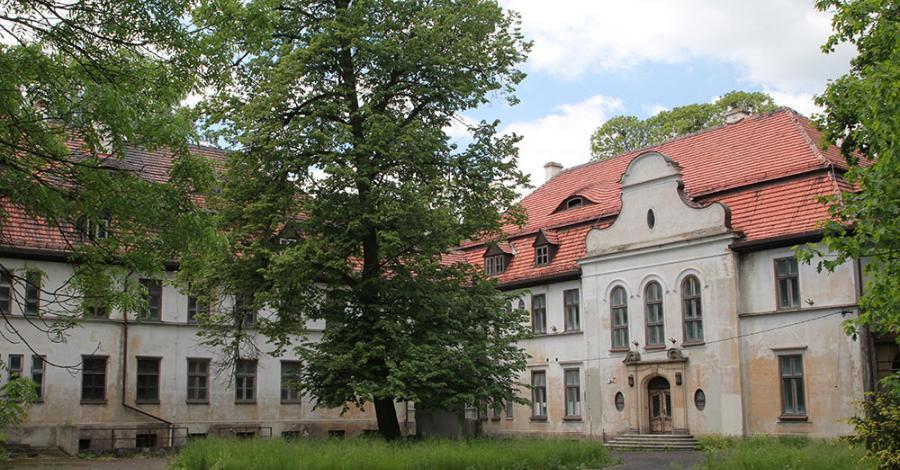 Pałac w Kujawach - zdjęcie