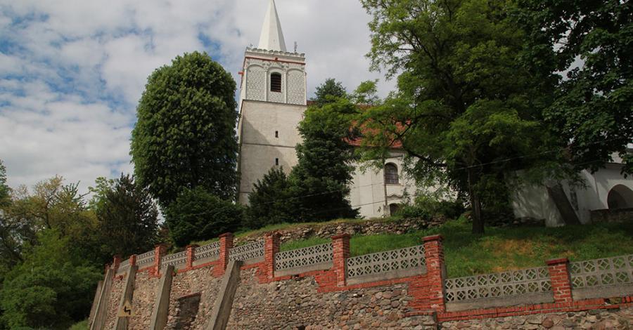 Kościół Św. Piotra i Pawła w Ścinawie Nyskiej - zdjęcie