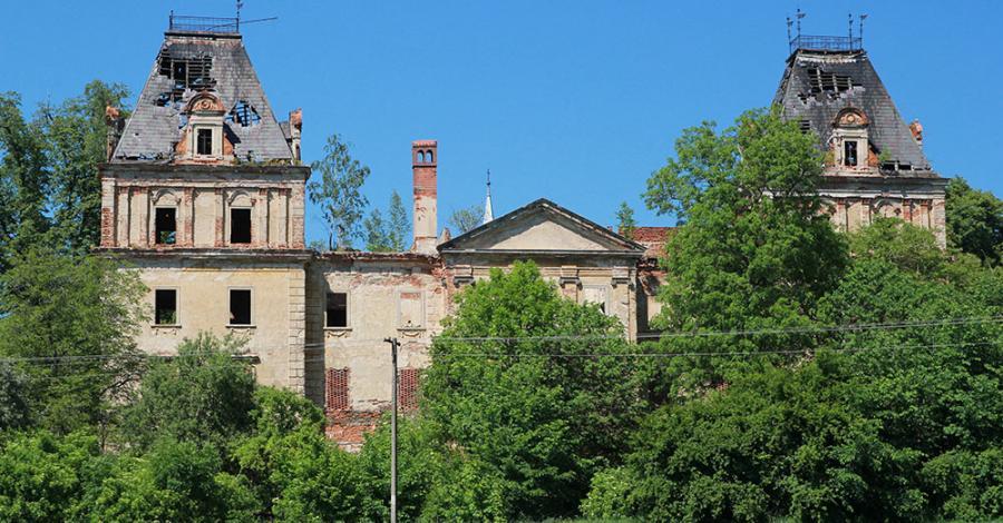 Pałac w Stolcu - zdjęcie