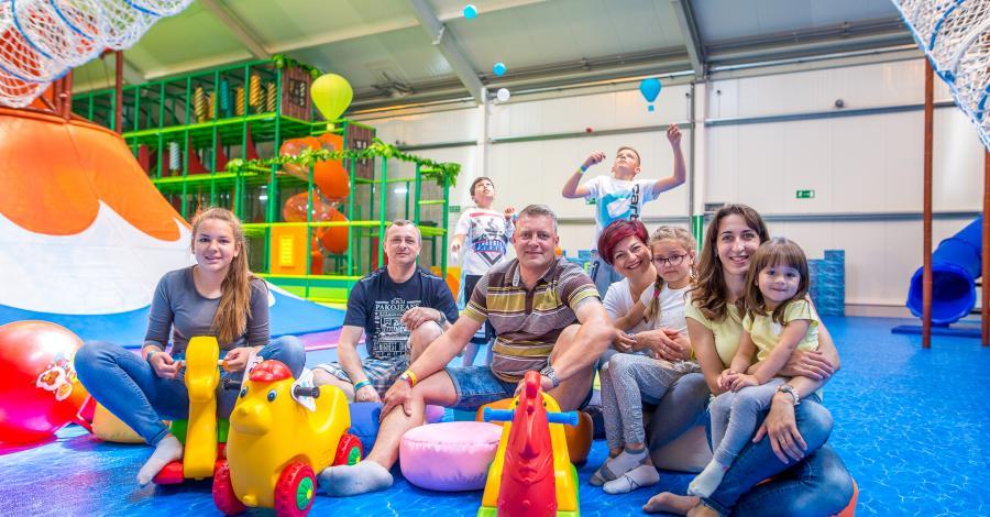 Pomerania Fun Park w Kołobrzegu - zdjęcie