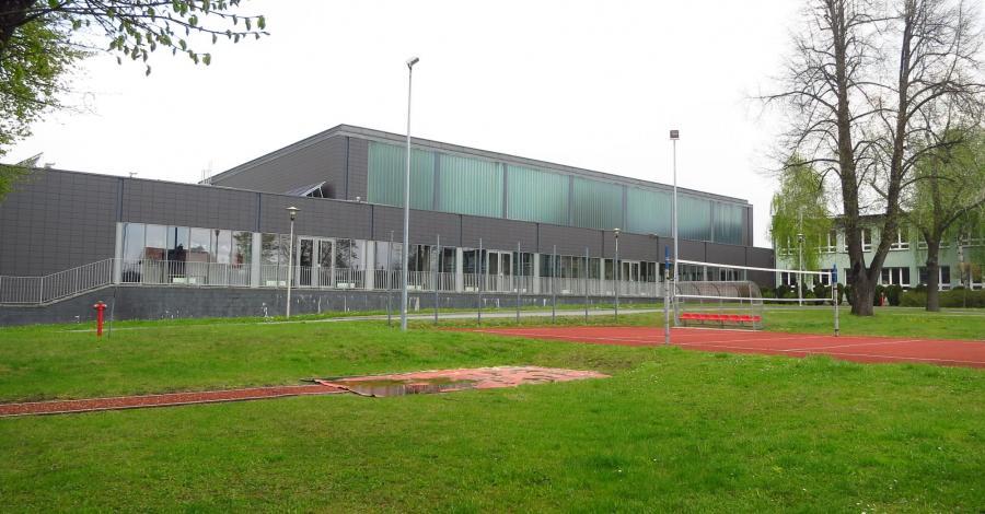 Hala Sportowa Bieruńskiego Ośrodka Sportu i Rekreacji - zdjęcie