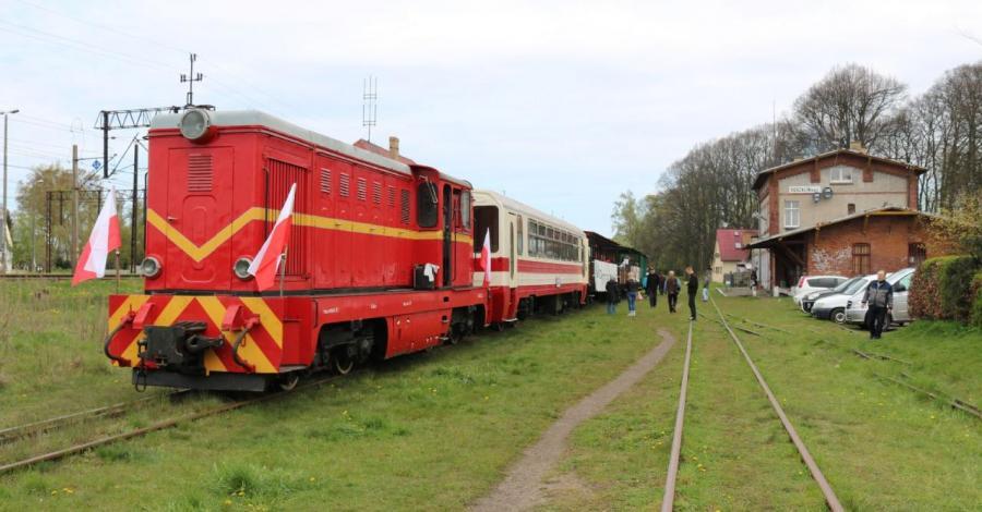 Koszalińska Kolej Wąskotorowa - zdjęcie