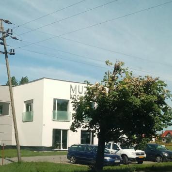 Muzeum Kocham Bałtyk w Swarzewie