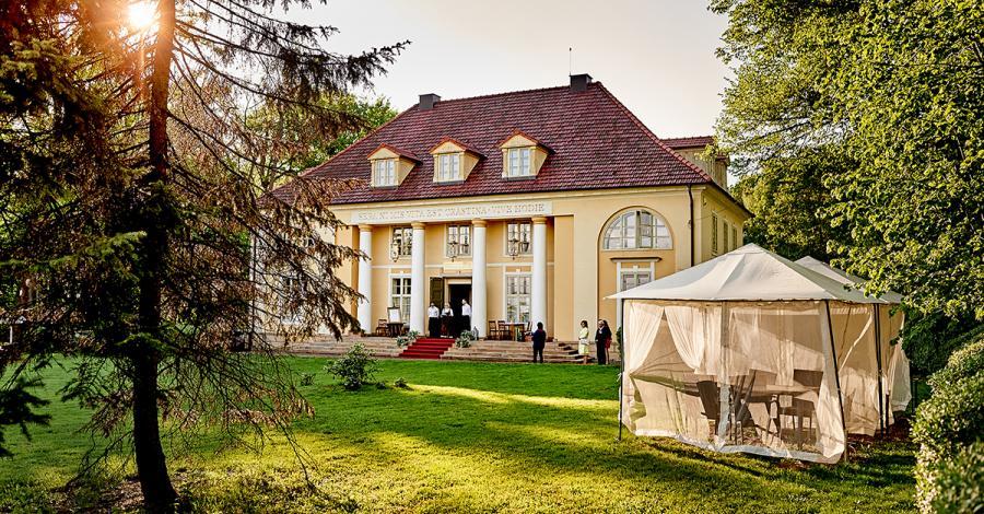 Pałac Bażantarnia w Pszczynie - zdjęcie