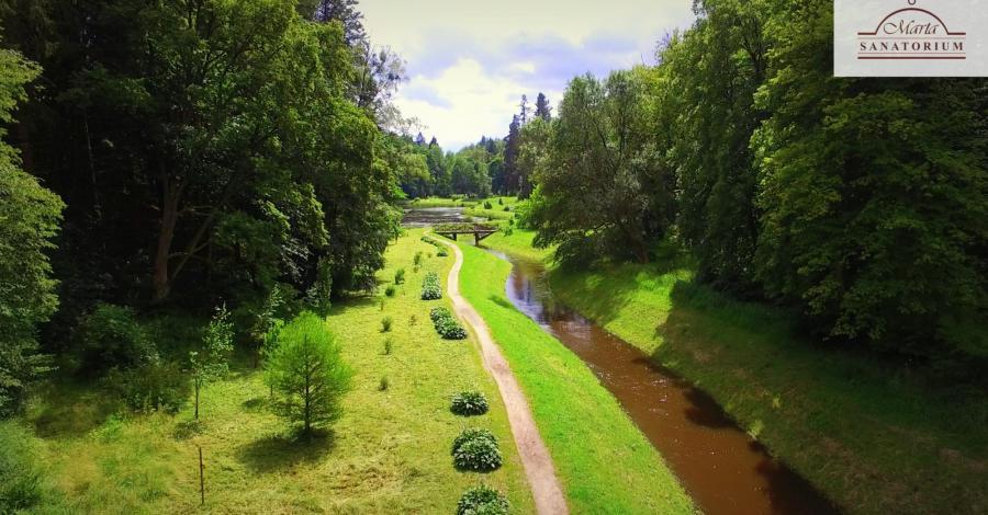 Park Zdrojowy w Połczynie Zdroju - zdjęcie