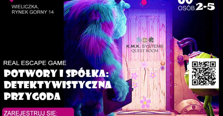 Systems Quest Room Wieliczka - zdjęcie