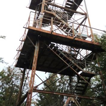 Wieża widokowa na Kalenicy