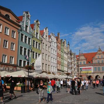 Zielona Brama w Gdańsku