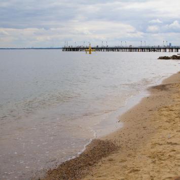 Plaże w Gdyni