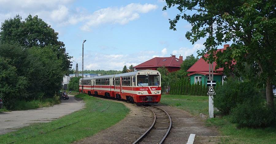 Żuławska Kolej Dojazdowa - zdjęcie