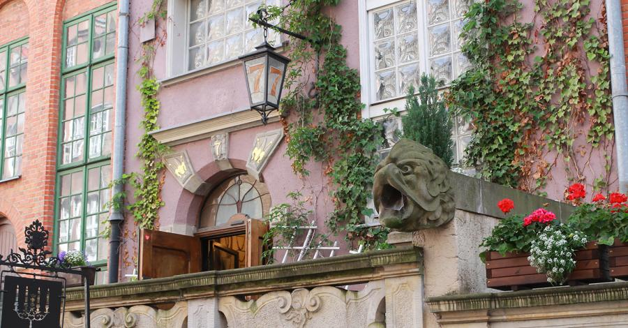Ulica Mariacka w Gdańsku - zdjęcie