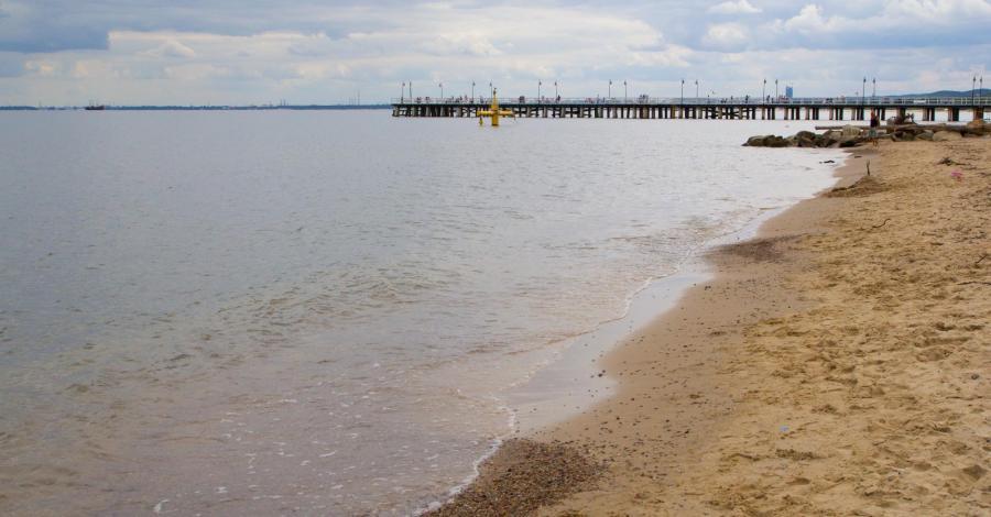Plaże w Gdyni - zdjęcie
