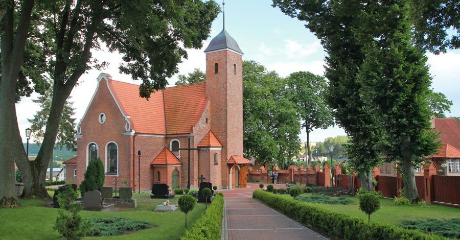 Kościół w Goręczynie - zdjęcie
