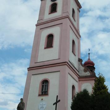 Kościół Św. Piotra i Pawła w Bożkowie