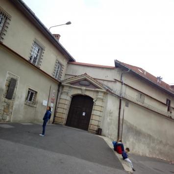 Dawny klasztor w Nowym Wiśniczu