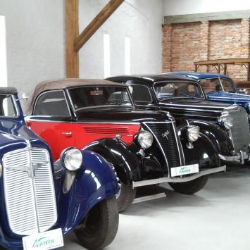 Metamuzeum Motoryzacji w Paczkowie