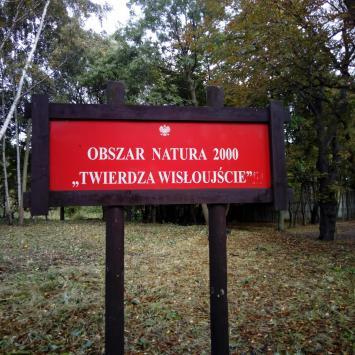 Obszar Natura 2000 Twierdza Wisłoujście w Gdańsku