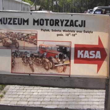 Muzeum Motoryzacji w Nieborowie