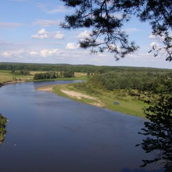 Park Krajobrazowy Podlaski Przełom Bugu