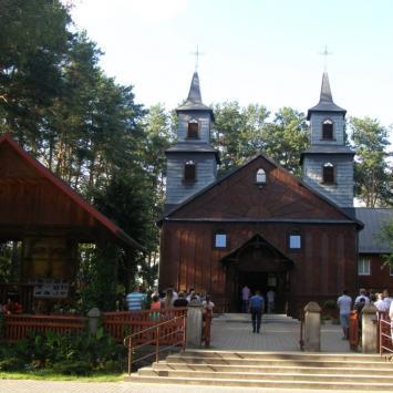 Kościół Św. Piotra i Pawła w Serpelicach