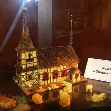 Muzeum Bursztynu w Stegnie